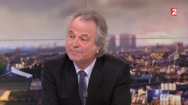 """Frantz-Olivier Giesbert : """"Chirac, c'était une énergie, une folie, une empathie, une passion pour les gens"""""""