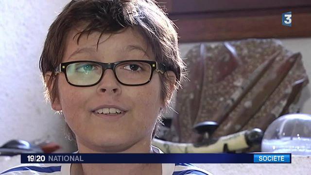 Traitement de la dernière chance : Matéo, 16 ans, victime d'une leucémie agressive lance un appel à la générosité