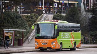 Un bus Flixbus en décembre 2016. (PIROSCHKA VAN DE WOUW / ANP)