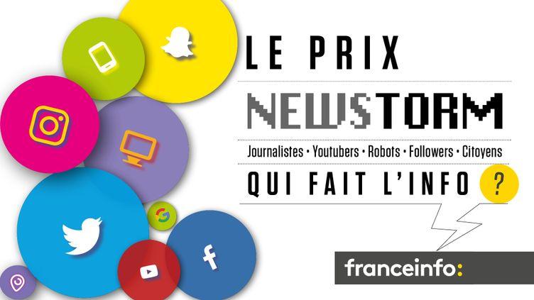 Prix Newstorm (RADIOFRANCE)
