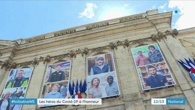 Oise : la ville de Beauvais rend hommage aux héros du quotidien