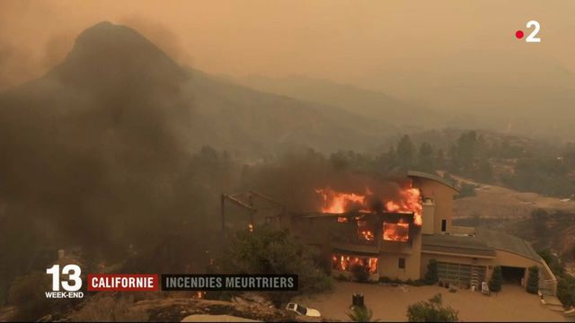Des incendies meurtriers ravagent la Californie