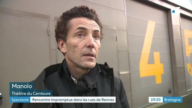spectacles surprises Rennes