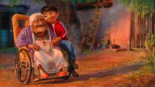 """""""Coco"""" de Lee Unkrich.  (Pixar Animation Studios)"""
