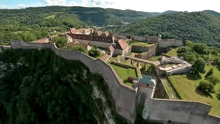 Citadelle érigée par Vauban  (France 2 / Culturebox)