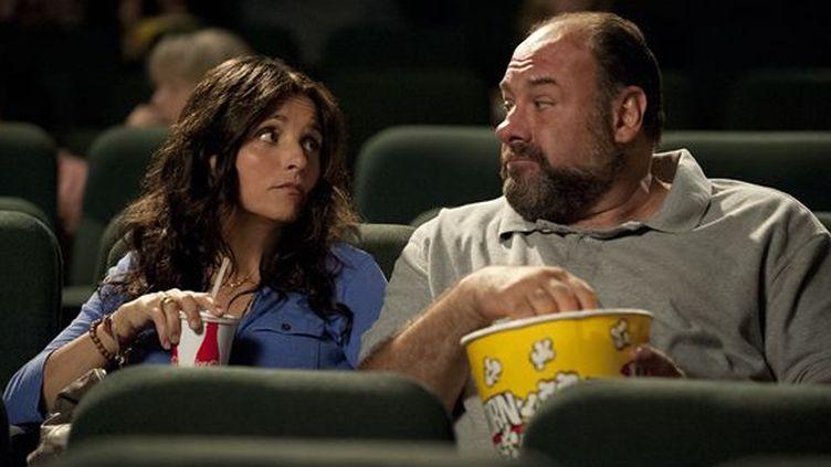 "Julia Louis-Dreyfus et James Gandolfini dans ""All About Albert"" deNicole Holofcener  (Twentieth Century Fox France)"