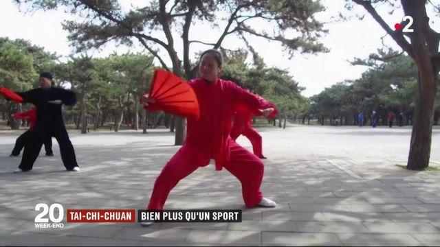 Taï-chi-chuan : bien plus qu'un sport