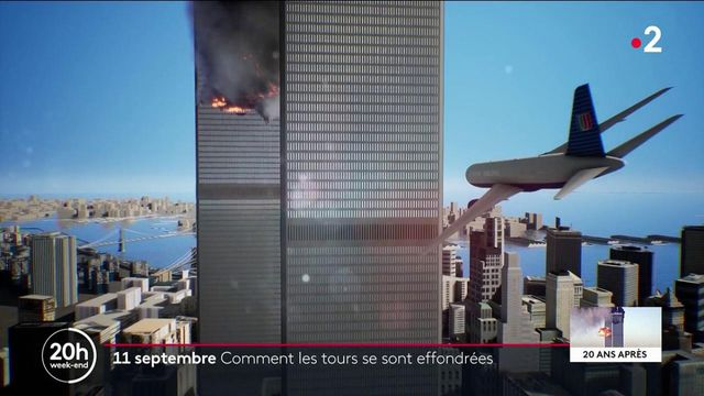 Attentats du 11-Septembre : comment les tours du World Trade Center se sont-elles effondrées ?