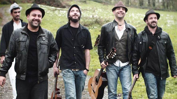 Après la sortie de leur album, les Moxica prennent la route pour une série de concerts  (Moxica / DR)