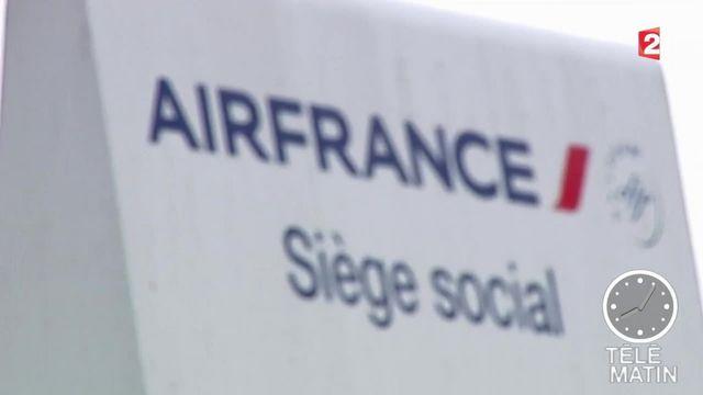 Air France engage un plan de restructuration