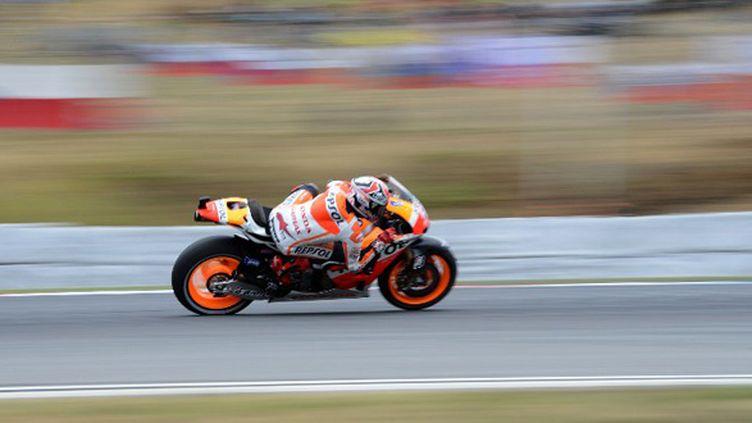 Marc Marquez (Honda) (MICHAL CIZEK / AFP)