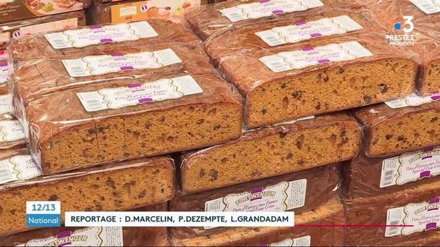 Bas-Rhin : la solidarité fait renaître l'espoir chez un fabricant de pain d'épices