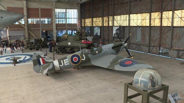 Ouverture du DDay Wings Museum