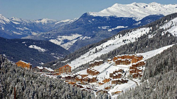 La station de ski de Méribel Mottaret en Savoie. (P. ROYER / BLICKWINKEL)