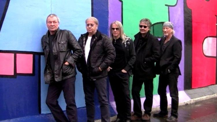 Deep Purple 2013 à Paris  (France3/culturebox)