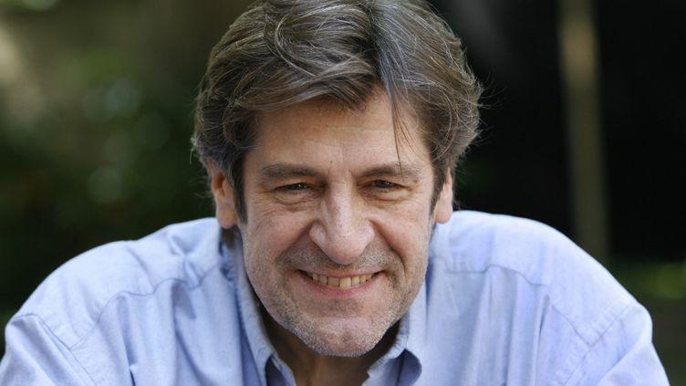 Le comédien Jacques Frantz, le 6 mai 2008, à Bad Krozingen-Biengen (Allemagne). (ROLF HAID / DPA / AFP)