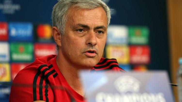 José Mourinho (PEDRO FIUZA / NURPHOTO)