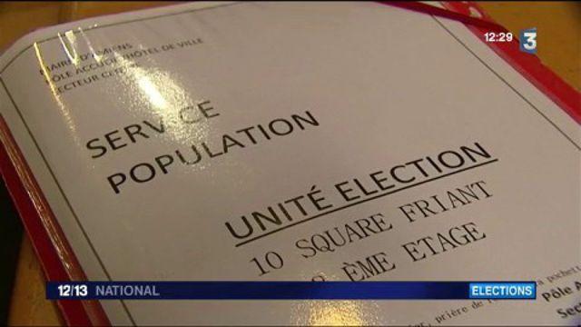 Élections : êtes-vous inscrits sur les listes électorales ?