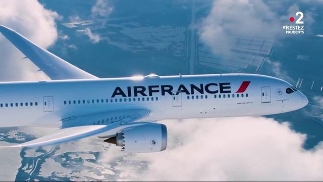 Air France : une coupe historique dans les effectifs de la compagnie