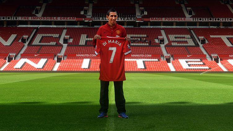 La vente d'Angel Di Maria a Manchester United pour 75 millions d'euros est un record pour le Real Madrid