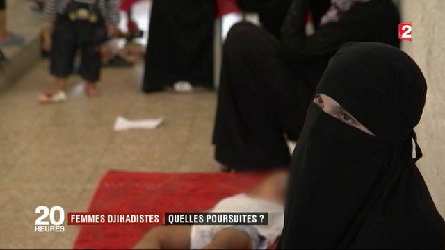 Femmes jihadistes : quelles poursuites à leur encontre ?