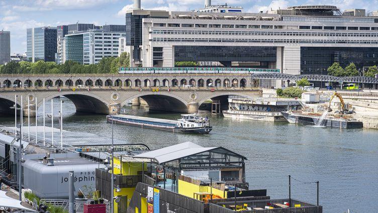 Le ministère de l'Economie et des Finances à Paris, le 14 juin 2019. (GUIZIOU FRANCK / HEMIS.FR / HEMIS.FR / AFP)