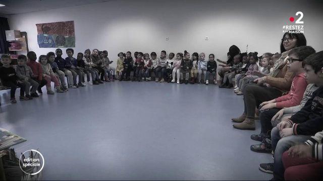 Reprise de l'école : entre inquiétude et soulagement pour les maternelles