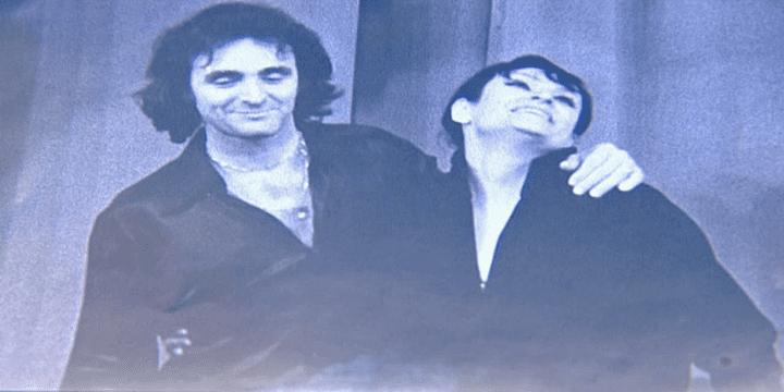 Romanelli et Barbara  (DR)