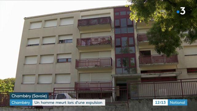Chambéry : Un homme meurt d'une crise cardiaque après avoir été expulsé de son logement