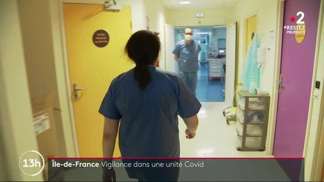 Coronavirus : les services de réanimation se vident progressivement