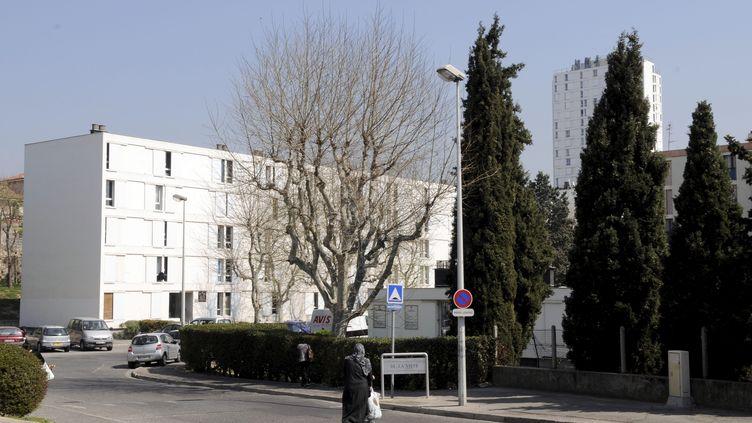 L'homme a été abattu dans la cité de la Viste, dans le 15e arrondissement de Marseille (Bouches-du-Rhône). (MAXPPP)