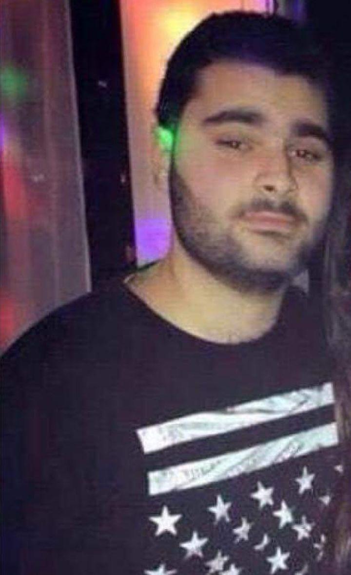 Photo non datée de Yohan Cohen, tuéle 9 janvier 2015 dans la prise d'otages d'un magasin casher, porte de Vincennes, à Paris. (AFP)