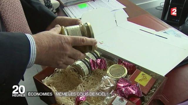 Pour faire des économies, les mairies rognent sur les colis de Noël