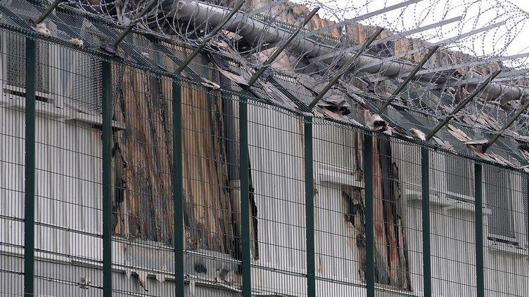 (Le centre de détention administrative de Vincennes. © MaxPPP)