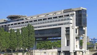 Le bâtiment du ministère des Finances à Bercy, dans le 12e arrondissement parisien. (CHRISTOPHE LEHENAFF / PHOTONONSTOP / AFP)