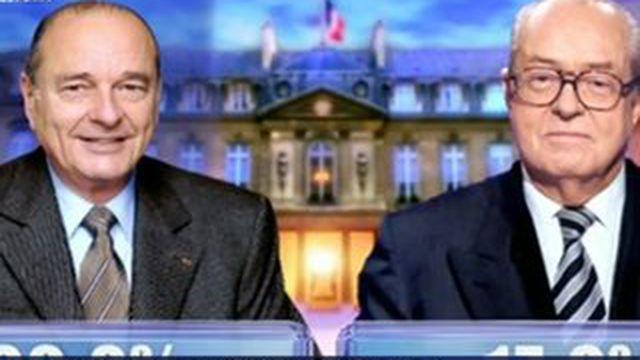 Jean-Marie Le Pen exclu du Front national