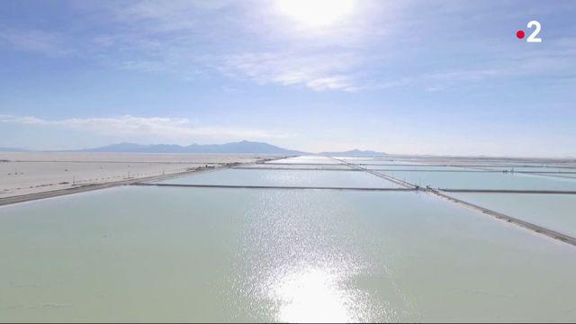 Bolivie : le lithium, ou l'or blanc du désert
