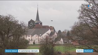 Grand-Bourgtheroulde, dans l'Eure (France 3)