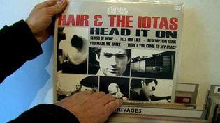 Un des vinyles vendus à Perpignan  (France 3 / Culturebox)