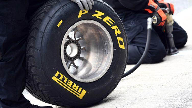 Le pneu Pirelli PZéro
