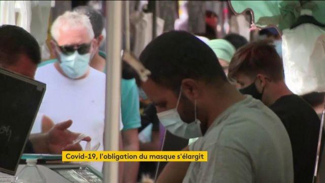 Oise : port du masque obligatoire dans toute la ville de Creil