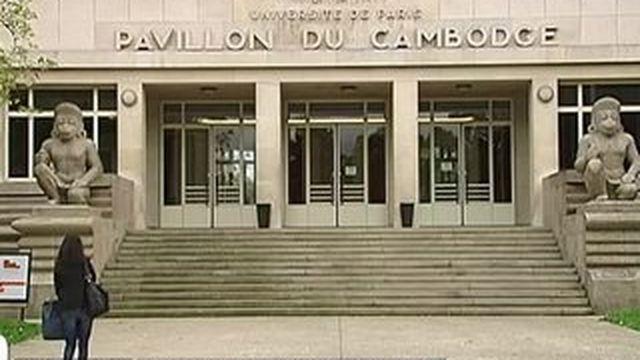 Immersion dans l'université internationale au coeur de Paris
