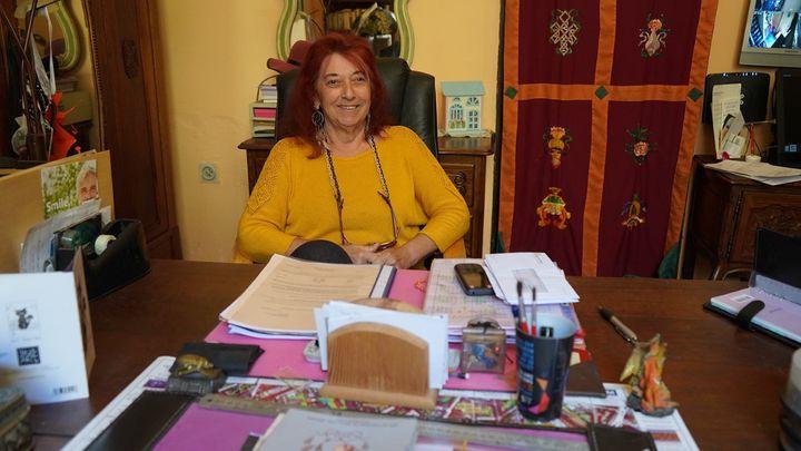 La directrice de théâtres Fabienne Govaerts. (Ariu Federico)