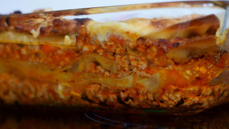 Lasagnes. (FLICKR / MARIO SPANN)