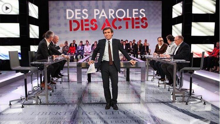 Le plateau de DPDA. ( AFP )