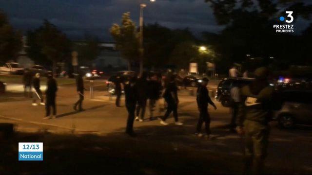 Dijon : quatrième soirée d'affrontements dans la ville