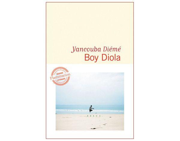 """""""Boy Diola"""", livre de Yancouba Diémé (Flammarion éditeur) (Flammarion, droits réservés)"""