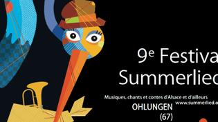 L'affiche de l'édition 2012 de Summerlied  (Festival Summerlied)