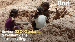 VIDEO. Inde : des enfants risquent leur vie pour nos produits de maquillage (BRUT)