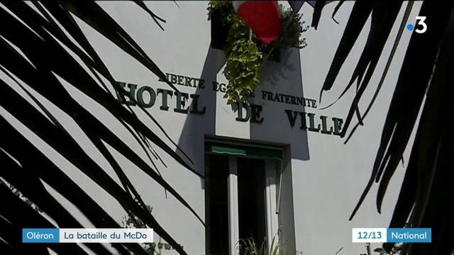 Charente-Maritime : bataille autour d'un McDonald's